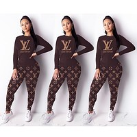 LV LOUIS VUITTON Womens Sportswear Two-Pieces
