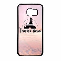 Forever Young Disney Samsung Galaxy S6 Case