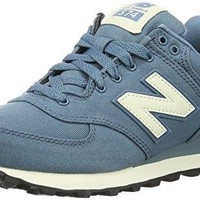 New Balance Women's 574 Waxed Canvas Pack Fashion Sneaker