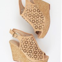 Altar'd State Dancing Daisy Wedge | Altar'd State