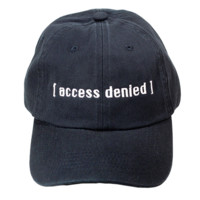 Access Denied Hat
