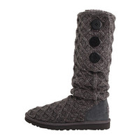 UGG Lattice Cardy Charcoal - Zappos.com Free Shipping BOTH Ways