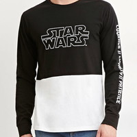 Star Wars Graphic Colorblocked Tee