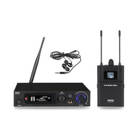 In-Ear Monitor & Receiver System, Stage Performance Selectable Audio Frequency Kit