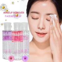 Moisturizing Makeup Remover Liquid Gentle Eye&Lip&Face Make-Up Remover Skincare Deep cleansing Makeup Remover Maquiagem