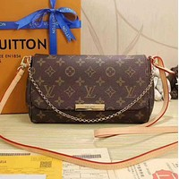 One-nice™ LV Louis Vuitton Fashion Chain Crossbody Satchel Shoulder Bag