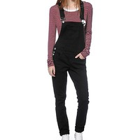 Almost Famous Black Overalls