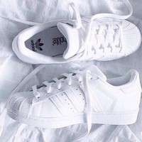 Tagre Adidas Superstar Casual Running Sport Shoes Sneakers