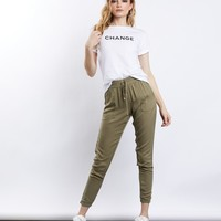 Hanna Drawstring Trousers