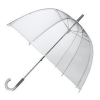 Rainkist Clear Bubble Umbrella (Clear) 20020