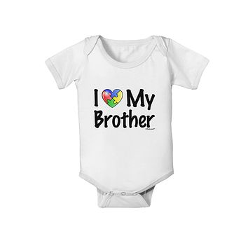 TooLoud Happy Valentines Day Romantic Hearts Infant T-Shirt Dark