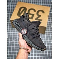 Adidas Yeezy Boost 350 V2 Static Gym Sneakers Sport shoes01-2