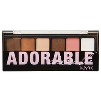 NYX Shadow Palette, The Adorable Adorable - .21 oz