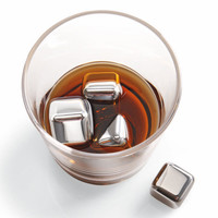 n?ICE Cubes?Stainless Steel Drink Chillers
