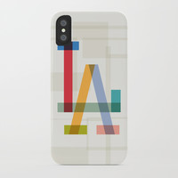 LA iPhone Case by Fimbis
