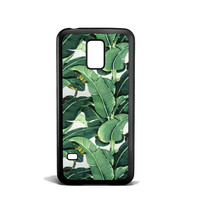 banana leaf Samsung Galaxy S5 Mini Case