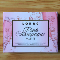 Lorac Pink Champagne 7 colors Eye Shadow [11136592655]