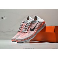 NIKE FREE FLYKNIT 5.0 barefoot running shoes casual shoes F-AA-SDDSL-KHZHXMKH #3