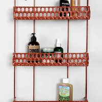Triple-Decker Shelf