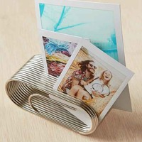 Paper Clip Photo Holder