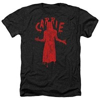 Carrie Silhouette Heathered T-Shirt
