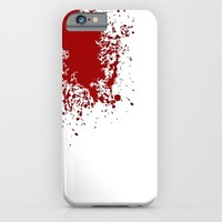 Bloody ... iPhone & iPod Case by Nicklas Gustafsson