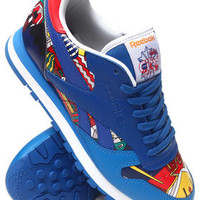 City Classic Moscow Sneakers by Reebok