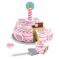 Triple-Layer Party Cake Set