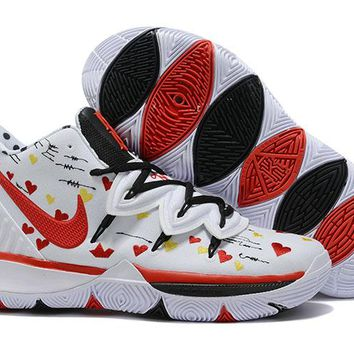 Nike Kyrie 5 EP Mother's Day - White