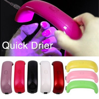 Portable Polish USB Updated LED Lamp For Nail Dryer MachineNail Art Tools Kits