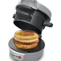 Hamilton Beach 25475A Breakfast Sandwich Maker