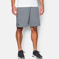 "Under Armour Men's UA Tech Graphic Shorts - 10"" S, M, L Workout Fitness Shorts"