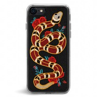 Strike Embroidered iPhone 7/8 Case