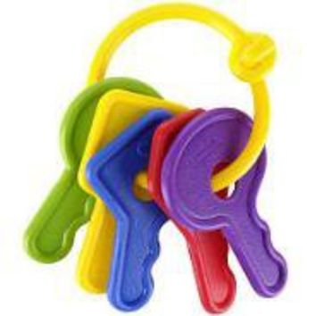 The First Years First Keys Teether