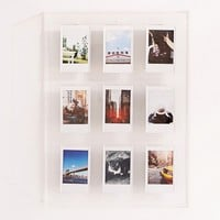 Instax Acrylic Gallery Multi Picture Frame | Urban Outfitters