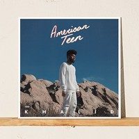 Khalid - American Teen 2XLP | Urban Outfitters