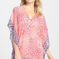 Women's Tommy Bahama 'Coral Medallion' Cover-Up Tunic