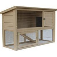 New Age Pet - Ecoflex Columbia Rabbit Hutch