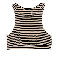 Stacey Cropped Tank