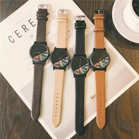 Good Price Designer's Awesome Great Deal Gift Trendy New Arrival Korean Stylish Casual Simple Design Watch [11894168335]