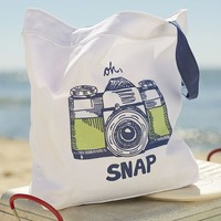 Surf's Up Tote - Oh Snap
