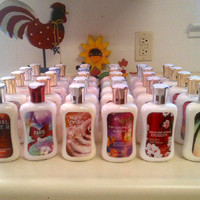 LOT OF 6 NEW BATH AND BODY WORKS LOTION Full size 8 oz MIX MATCH YOU CHOOSE PICK