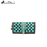 Montana West MW123-W002 Buckle Wallet