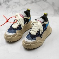 Off White Odsy 1000 Sneakers - Best Deal Online