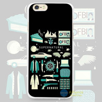 Supernatural Items Phone Case For iPhone 7 7Plus 6 6s Plus 5 5s SE