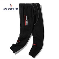 Moncler Fashionable Men Women Casual Print Sport Pants Trousers Sweatpants