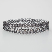 FULL TILT 3 Pack Tattoo Chokers | Necklaces