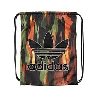 Adidas Originals Unisex Real Tree Camo Training Gymsack Sport Bag Backpack