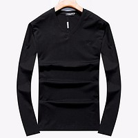 Boys & Men Armani Fashion Casual Top Sweater Pullover