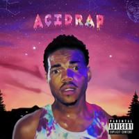 "Chance the Rapper Acid Rap Silk Cloth Poster 24"" x 24""  13"" x 13"""